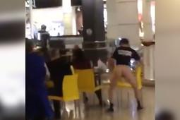 Голый мужчина вызвал шок в торговом центре Казани