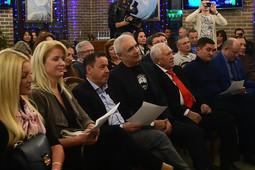 Зуфар Гаязов собрал у себя клуб горнолыжников