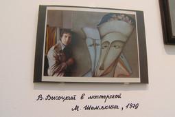 В Казани в галерее «БИЗОN» открылась выставка о творчестве Шемякина и Высоцкого