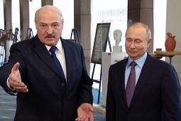 Путин после встречи с Лукашенко заявил, что полностью независимых государств не существует