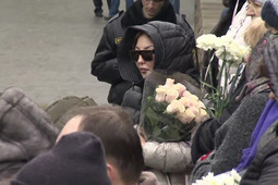 Поклонники простились с певицей Юлией Началовой