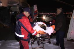 Пострадавших от пожара на «Нижнекамскнефтехиме» перевезли в Казань
