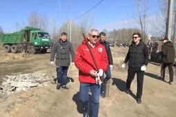 В Казани на субботник вышли более 40 тысяч человек