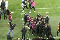 Действия бывшего игрока «Рубина» стали причиной потасовки на футбольном матче «Зенит» – «Краснодар»