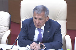 Минниханов: «Ситуация с грязной нефтью отразится на показателях бюджета»