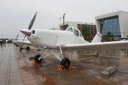 В Татарстане заложен завод по производству универсиальных самолетов Т-500