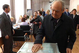 Минтимер Шаймиев принял участие в праймериз «Единой России»