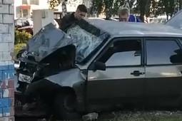Три пьяных подростка попали в ДТП в Набережных Челнах