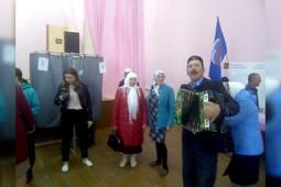 В Тетюшском районе праймериз «Единой России» превратили в сельский праздник