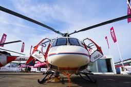 Вертолеты «Ансат» представили на авиасалоне в Ле-Бурже