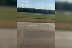 Киркоров показал видео жесткой посадки своего самолета