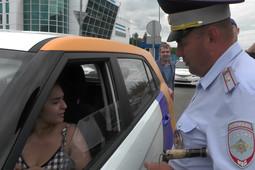 ГИБДД Казани проверило водителей арендных автомобилей