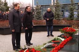 В аэропорту «Казань» почтили память погибших на самолете Боинг-737