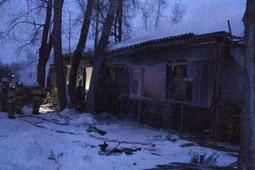 11 человек погибли в результате пожара в Томской области
