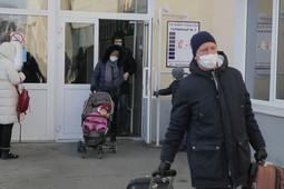 Россияне вернулись из Китая, охваченного эпидемией коронавируса