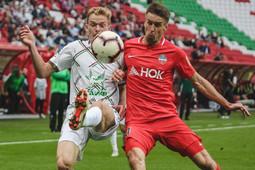 Лучшие кадры матча «Рубин» – «Енисей»