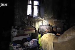 В Казани в пожаре погибли двое взрослых и годовалый ребенок