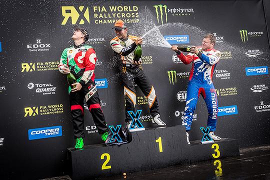 Победа в лучах светодиодов, или Как казанский гонщик завоевал титул чемпиона Европы
