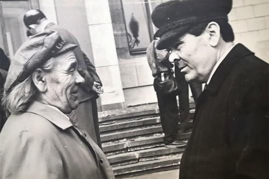 Минтимер Шаймиев: «Хочешь стать настоящим журналистом– будь таким, как Марсель Зарипов»