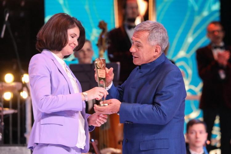 «Ак чәчәкләр – 2021»: врачом года в Татарстане признали Диану Абдулганиеву
