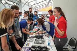 Как проходит первый день соревнований WorldSkills Kazan 2019