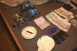 В Казани задержали владельцев нарколаборатории с пистолетами и ножами
