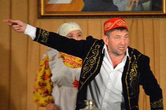 Буинская драма: в«Талии» нежмет