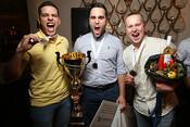 Победитель lV Чемпионата по поеданию хинкали съел 20 хинкали за 2 минуты, побив все рекорды