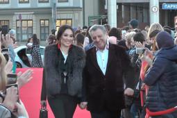 Красная дорожка XV казанского фестиваля мусульманского кино