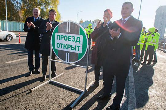 «Проезд открыт»: по улице Братьев Батталовых пойдут первые автобусы