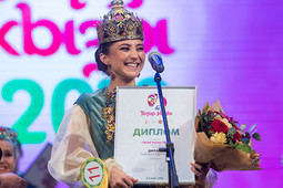 Победительницей конкурса «Татар кызы» стала представительница Удмуртии