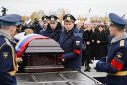 В Подмосковье прошла церемония прощания с советским космонавтом Алексеем Леоновым