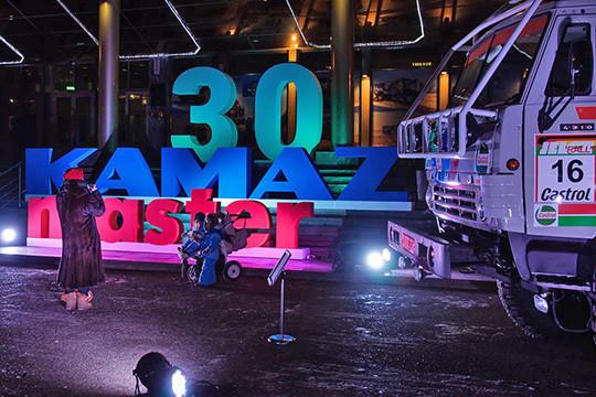 30-летие «КАМАЗ-Мастера»: рок, гламур ипатриотизм