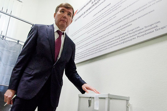 «Дорогостоящая штука»: Мидхат Шагиахметов объяснил, почему отказался откамер