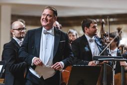 Сладковский открыл Concordia мировой премьерой сочинения Слонимского