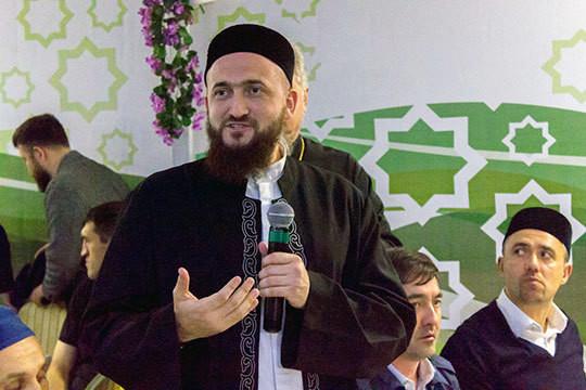 Камиль Самигуллин, митрополит Феофан и Ицхак Горелик приняли участие в разговении месяца Рамадан