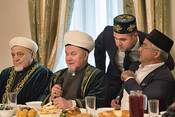 В мечети Аль-Марджани вспоминали Ильгама Шакирова