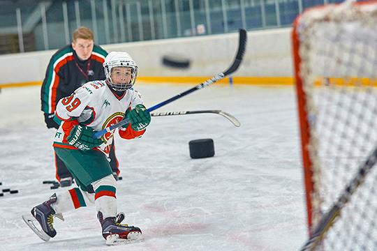 Академия хоккея ищет таланты. Ваш ребенок может попасть вбольшой клуб