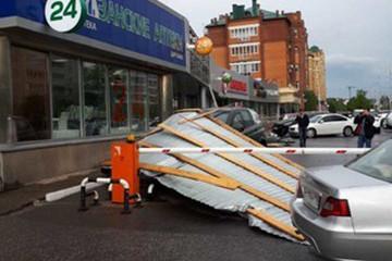 Казань после урагана: масштаб разрушений и последствия стихии