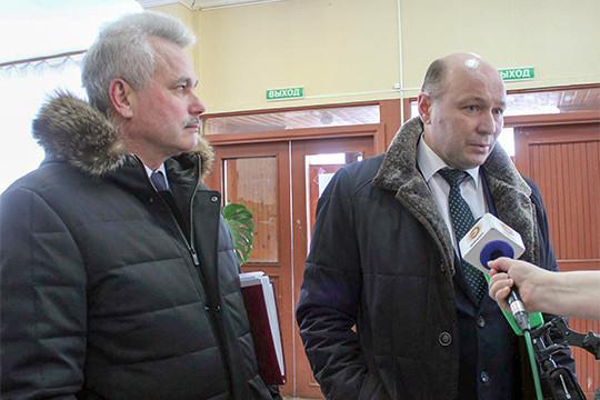 Фаил Камаев: «Если вы меня уважаете, не надо этот вопрос поднимать...»