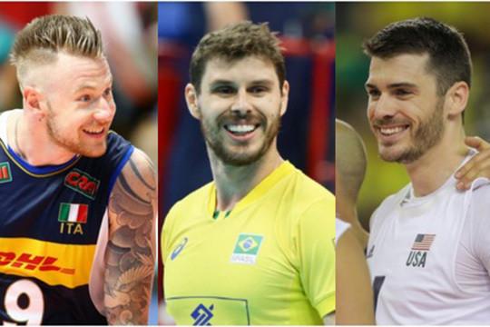 30 самых популярных волейболистов мира