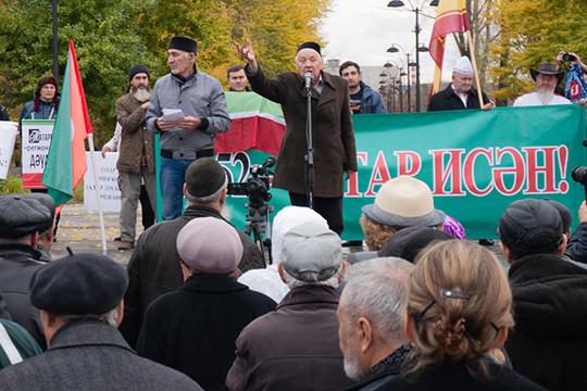 Хәтер көне – 2019: как вспоминали защитников Казани, сражавшихся в 1552 году с войском Ивана Грозного