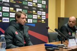 Олег Кононов: «Я делаю свою работу честно, 24 часа в сутки. Футболисты это видят, они со мной»