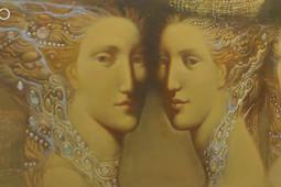 В Казани в галерее «БИЗON» открылась выставка Армена Гаспаряна