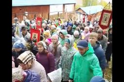 В Екатеринбурге прошел детский крестный ход