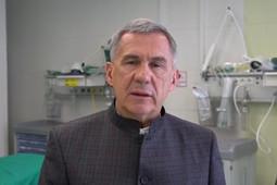 Минниханов призвал татарстанцев находиться в самоизоляции
