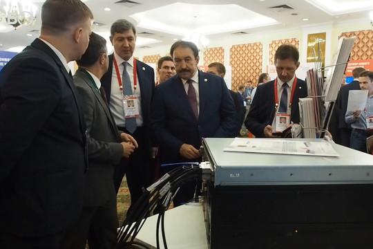 В Казани стартовал 13-й IT & Security Forum