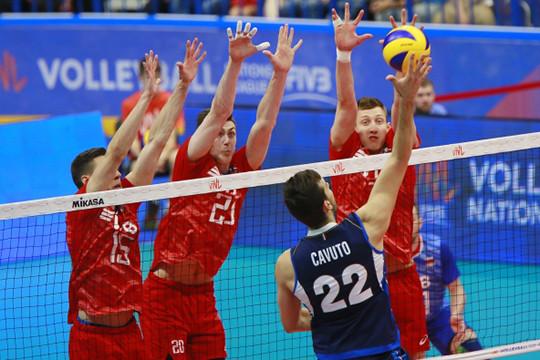 ВУфе волейболомания. Сборная России собрала больше зрителей, чем «Салават Юлаев»