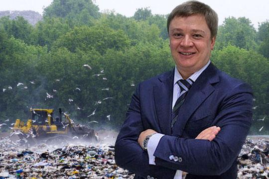 Инвесторы с Большой Татарской: как «Ростех» уберег мусорный завод в Казани от санкций