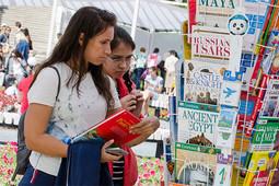Летний книжный фестиваль «Смены», Red Bull Air Race и«Изге Болгар җыены»